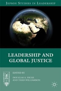 Leadership and Global Justice